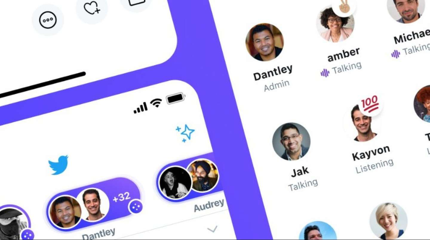 Twitter Spaces, las salas de audio que compiten con Clubhouse, llegan a Android